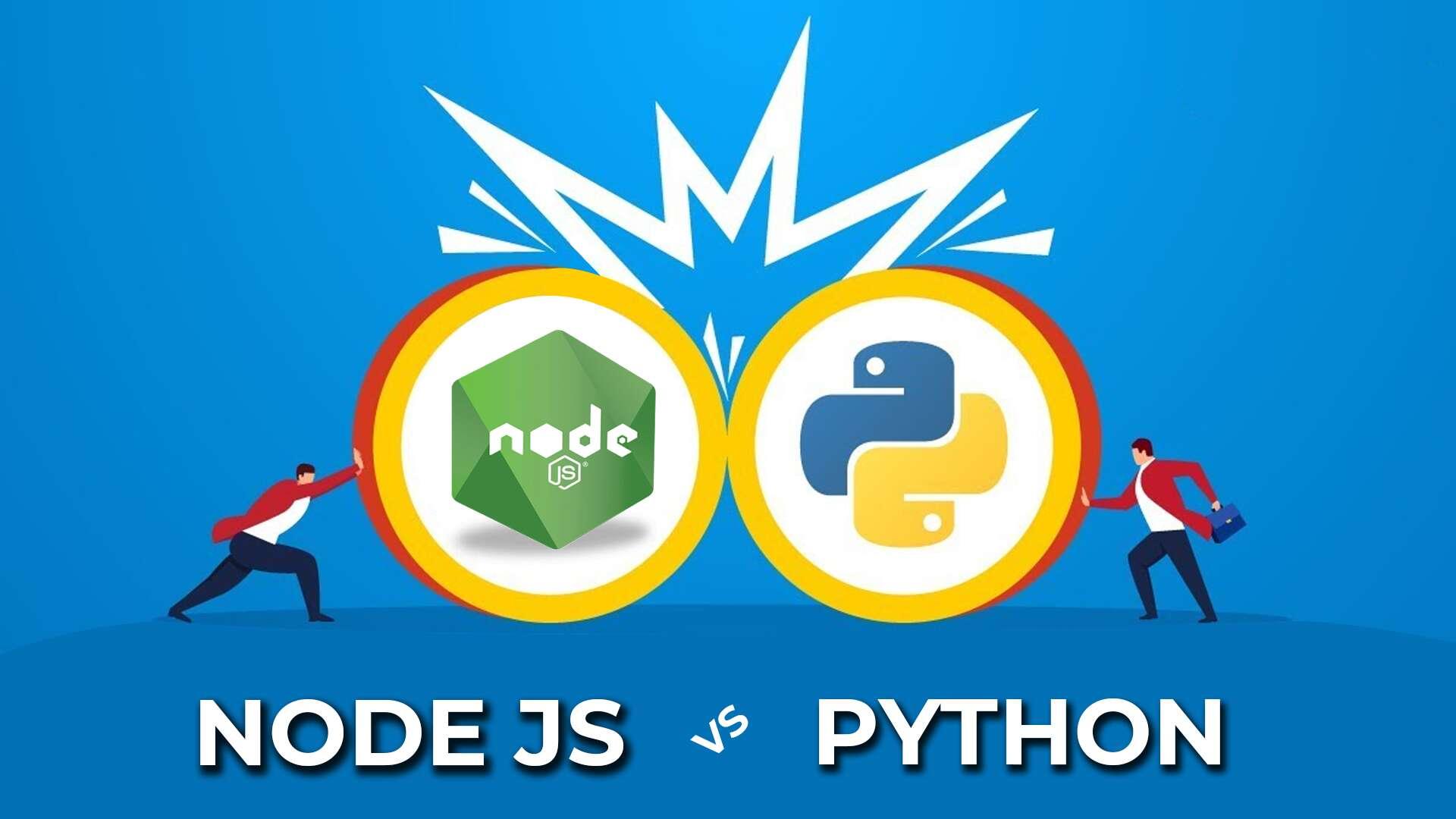 nodejs vs python